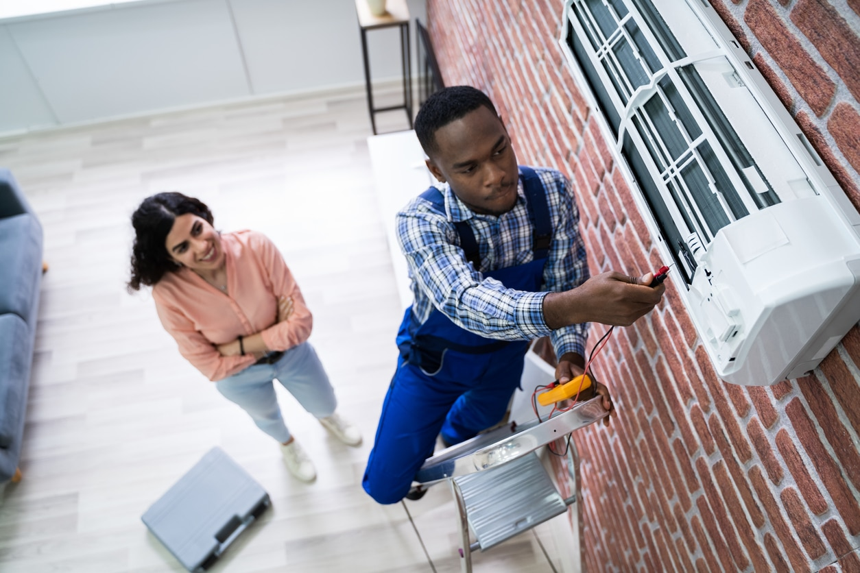AC replacement services in Quakertown PA