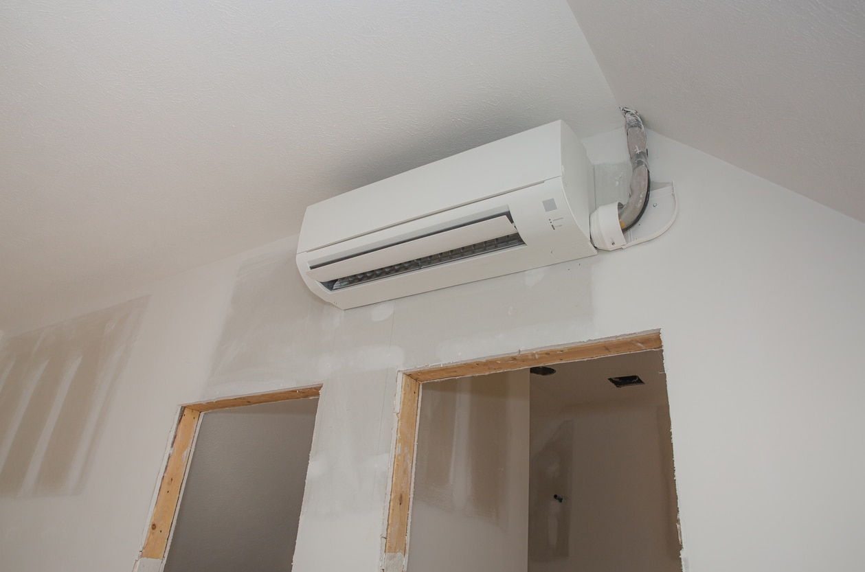 Ductless Air Conditioning Installation, Quakertown, PA